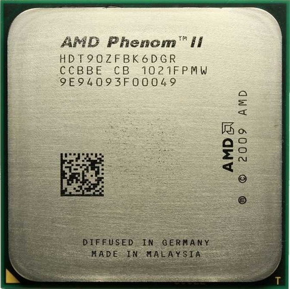 Processador Amd Phenom Ii X4 850