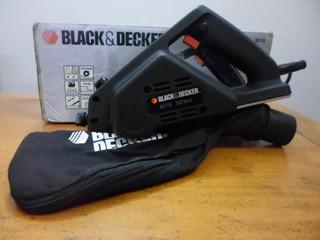 Garlopa Electrica Black & Decker (made In England)