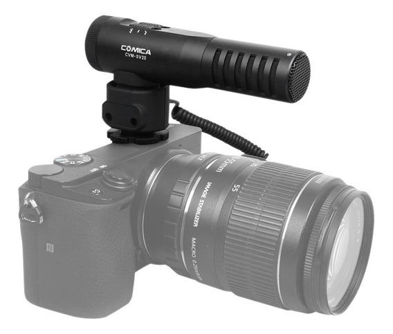 Shotgun P/uso C/ Câmeras-aplicação Profissional-panasonic