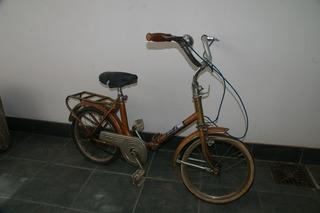 Bicicleta Plegable Niños Rodado 14 A Restaurar Tipo Aurorita