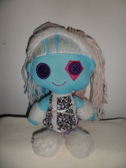 Boneca Monster High-pelúcia Monster High Usado M8