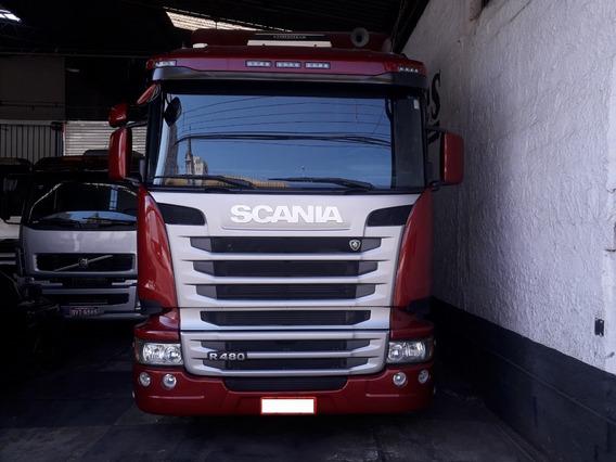 Scania R 480 A6x4 2014/2014