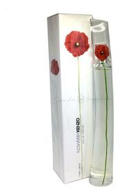 Flower By Kenzo Edp 100ml Feminino + Amostra De Brinde