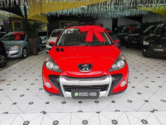 Peugeot 207 Sw Escapade 1.6 16v Flex 4p