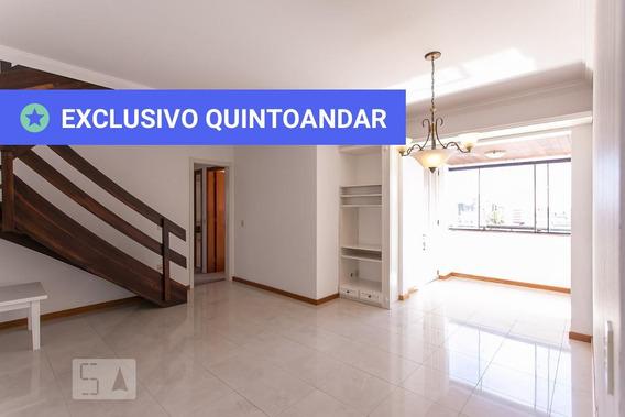 Apartamento No 8º Andar Com 3 Dormitórios E 2 Garagens - Id: 892986215 - 286215