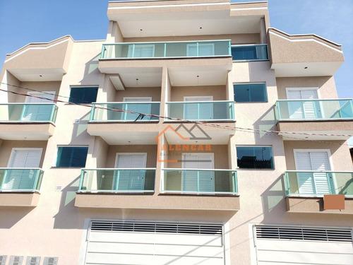 Imagem 1 de 22 de Apartamento Com 2 Dormitórios À Venda, 46 M² Por R$ 180.000,00 - Vila Progresso (zona Leste) - São Paulo/sp - Ap0105