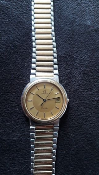 Relógio Ômega Deville Anos 80