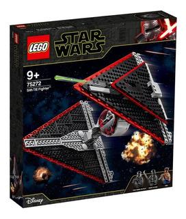 Lego Set 75272 Sith Tie Fighter Star Wars - Toypride