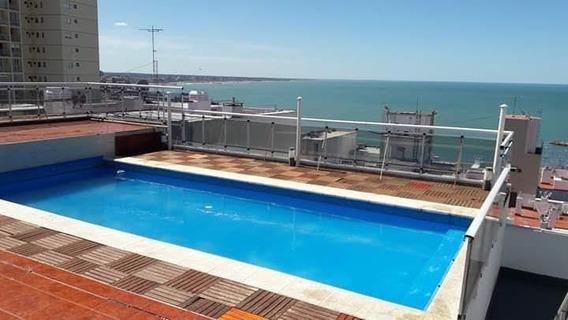 Venta De Gran Monoambiente Con Amenities En Mar Del Plata