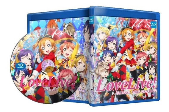 Blu-ray Love Live! School Idol Project