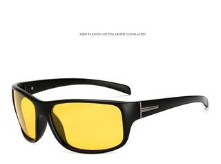 Oculos De Sol Polarizado Visão Noturna Dirigir A Noite Top