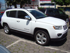 Jeep Compass Limited Piel Fwd Q/c Gps 2013