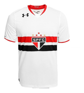 Camisa São Paulo Under Armour 2016 + Nota Fiscal Ctsports