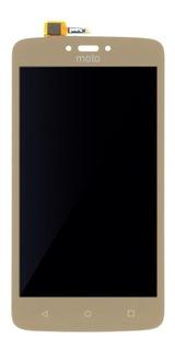Modulo Moto C Motorola Pantalla Display Xt1750 Xt1756 Tactil Touch