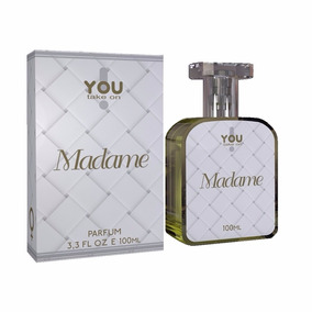 Perfume Feminino Madame Da You Take On