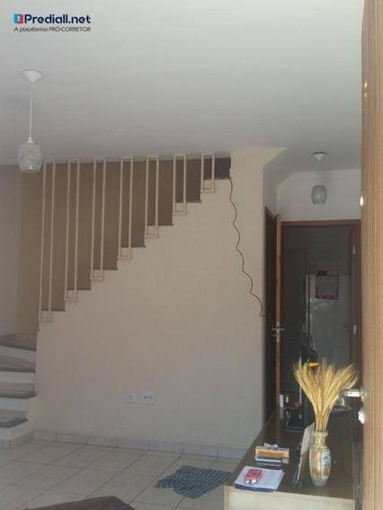 Casa Com 2 Dormitórios À Venda, 61 M² Por R$ 330.000 - Jardim Cidade Pirituba - São Paulo/sp - Ca0678