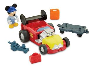 Club House Mickey Auto Transformable Fisher Price Aventuras
