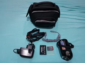 Filmadora Samsung Smx-c10 + Case
