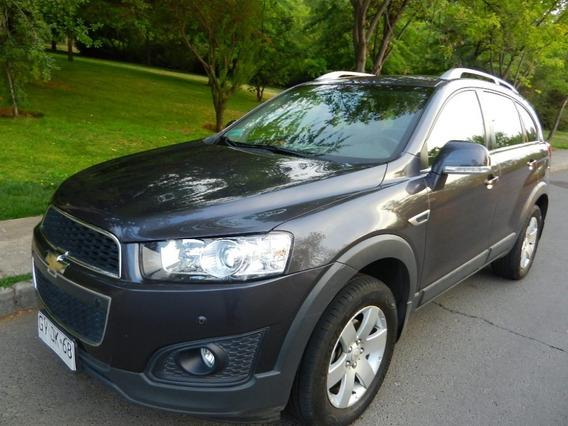 Chevrolet Captiva Full Automatica Cuero Credito