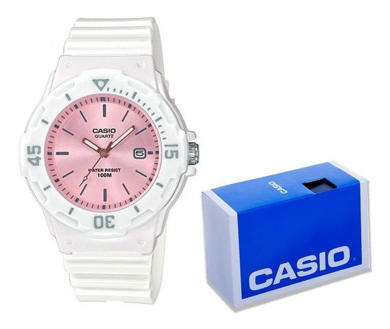 Reloj Casio Clasico Digital Lrw200h-4e3