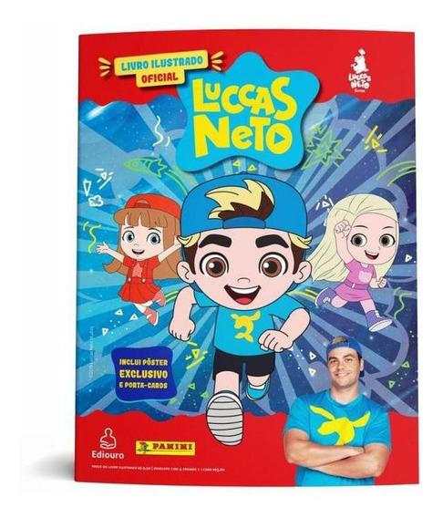 Album Ilustrado Oficial Luccas Neto - Ediouro