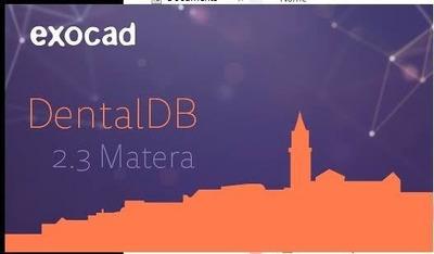 Exocad Matera 2.3 Completo Com Bibliotecas De Implantes