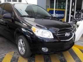 Chevrolet Aveo 2017 4p Ltz L4/1.6 Aut