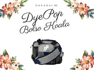 Bolso Koala Para Caballero Marca Dyepop