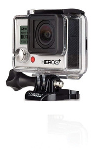 Gopro® Hero 3+ Plus Plateada