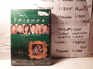 Serie Friends Temporada 6 Los 5 Mejores Capítulos Nueva
