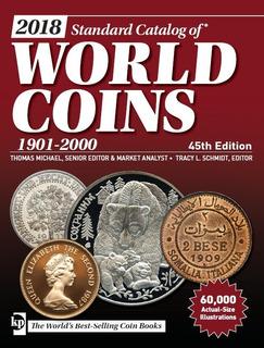 Catálogo De Monedas World Coins 1901 - 2000. Ed. 2018 (pdf)
