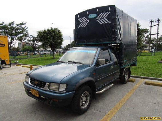 Chevrolet Luv Full Equipo
