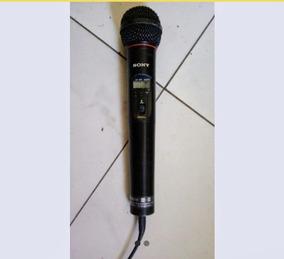Microfone Sony Wrt 807 B