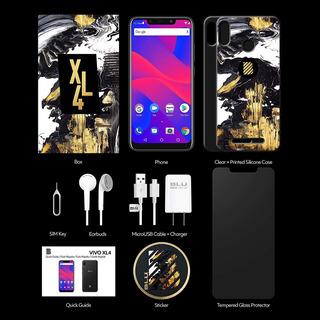 Blu Vivo Xl4 32gb 3gb Ram Android Oreo 8.1 Lte 4g Nuevo 2019