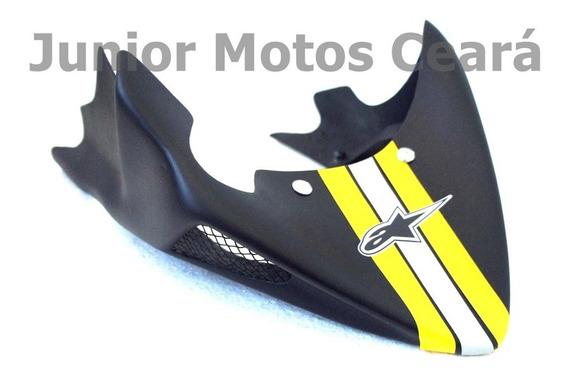 Bico De Pato Spoiler Carenagem Titan 125 2000 A 2008