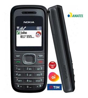 Celular Nokia 1208 Usado Bom Para Idoso