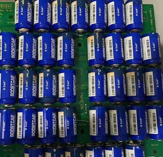 72 Capacitores Maxwell Boostcap Semi Novo. 2.5v350f