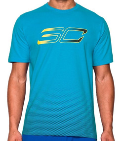 Playera Atletica Stephen Curry Hombre Under Armour Ua2390
