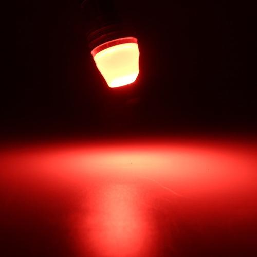 Luz Led De Freno Y Posición Con Flash Color Rojo El Par !!