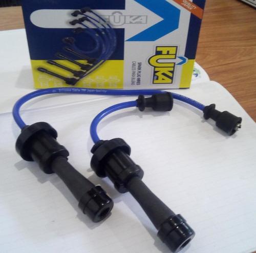 Cables De Bujia Hyundai Santa Fe 6 Cilindros Motor 2.4 /2.7