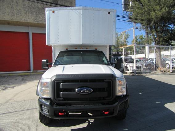Ford F-550 2013 Caja Seca