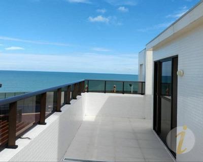 Apartamento Duplex Com 4 Dormitórios Para Alugar, 378 M² Por R$ 6.920/mês - Intermares - Cabedelo/pb - Ad0026