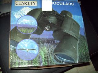 Binoculares Zoom 8-24 × 50 Clarity Ahulados