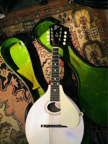 Mandolina The Gibson Original Año 1920 Con Estuche