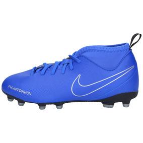 ba27712830caf Zapatos Fútbol Nike Niño Phantom Vision Club Df Azul