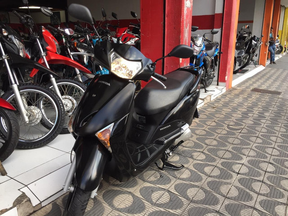 Honda Lead Ano 2014 Shadai Motos