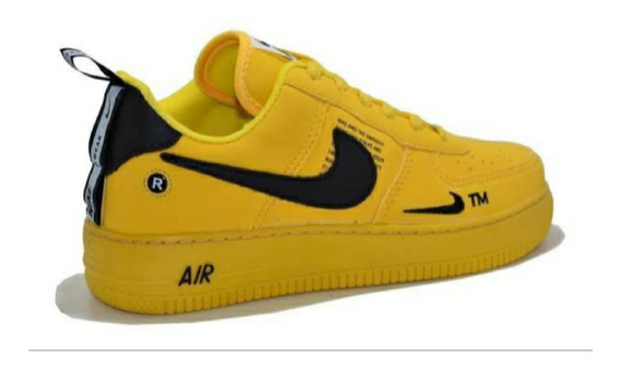 Tenis Air Force 1 Cano Low Basquete - Michael Jordan