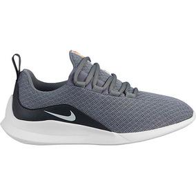 Tenis Deportivo Nike Viale Niños Textil Gris 75888 Dtt