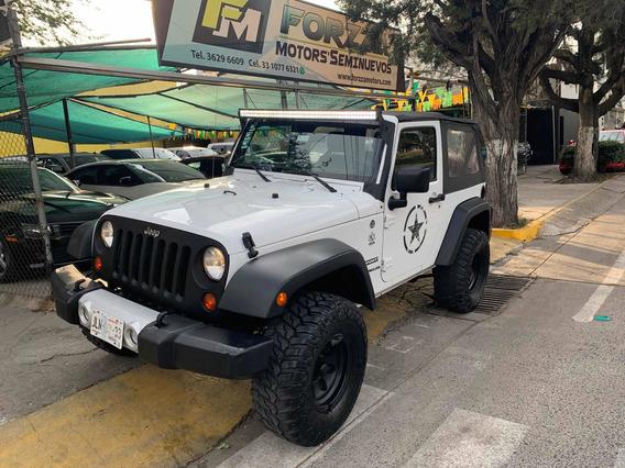 Jeep Wrangler 3.8 X 4x4 Mt 2011