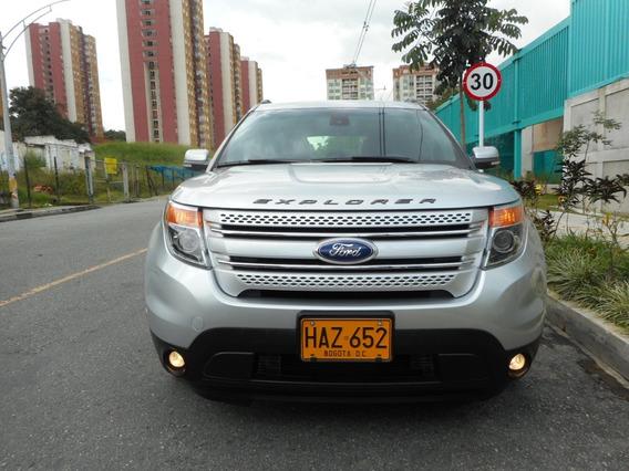Ford Explorer Limited - Como Nueva